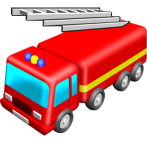 300x300 Fire Engine Free Images