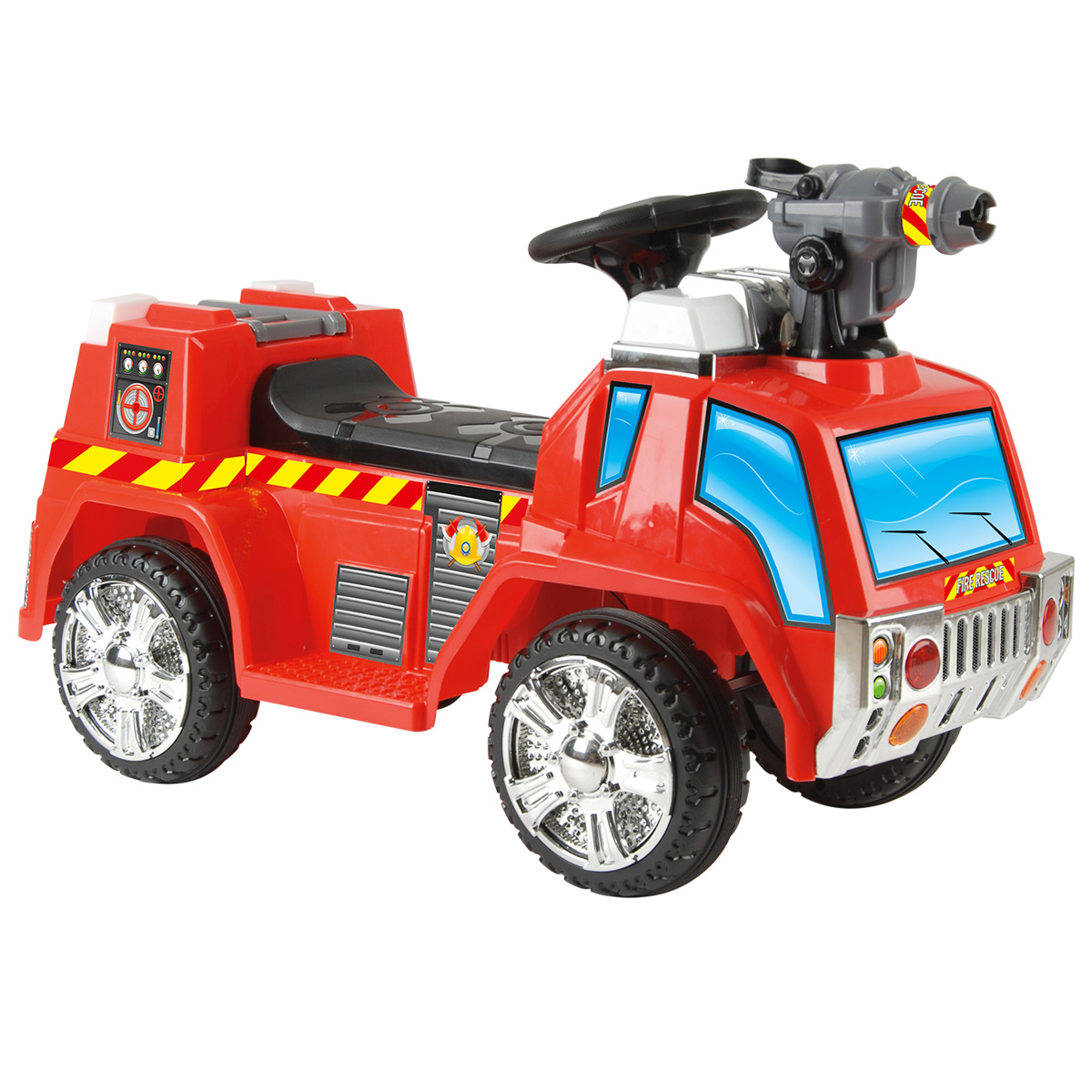 1200x1200 Toyrific Fire Engine Ride On Toy
