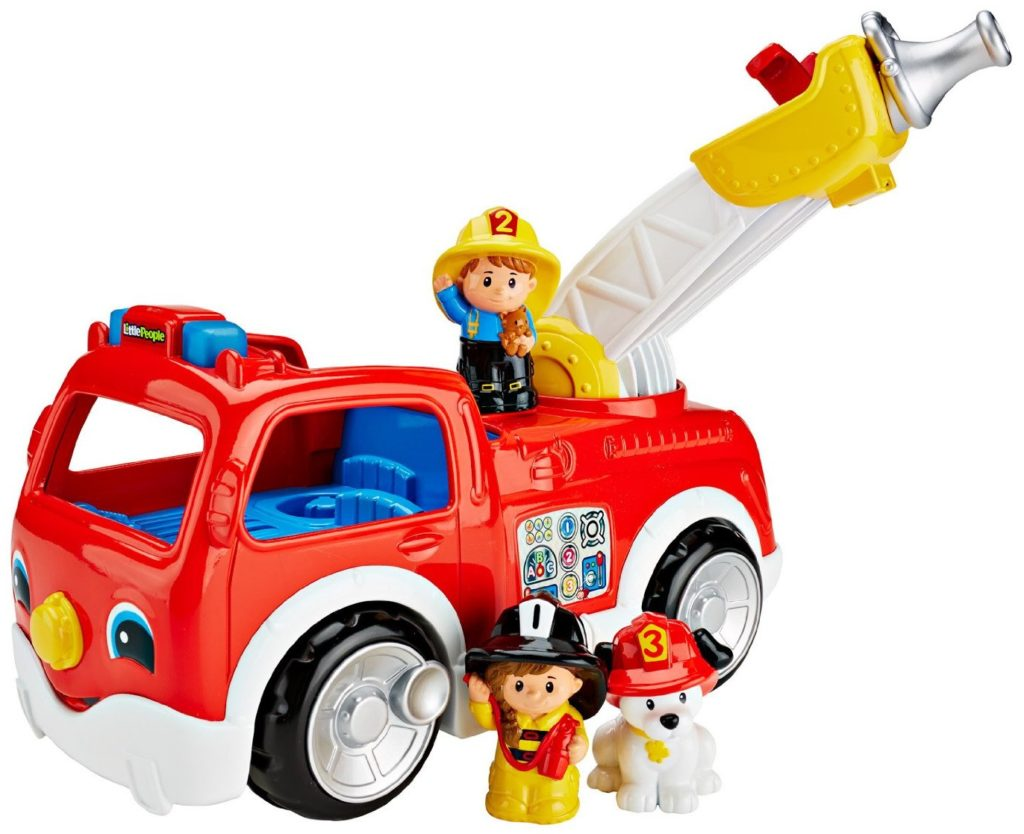 1024x834 9 Fantastic Toy Fire Trucks For Junior Firefighters And Flaming Fun