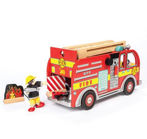 480x454 Fire Engine Lucas Loves Cars