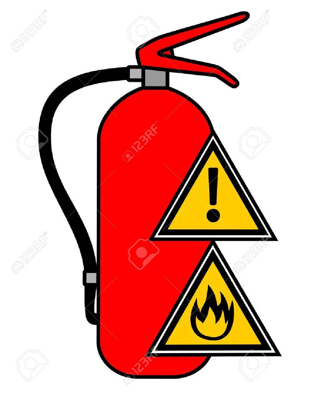 Fire Extinguisher Animation
