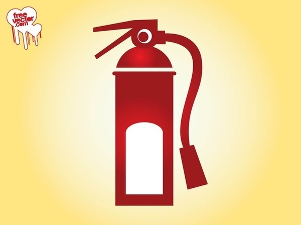 Fire Extinguishers Clipart