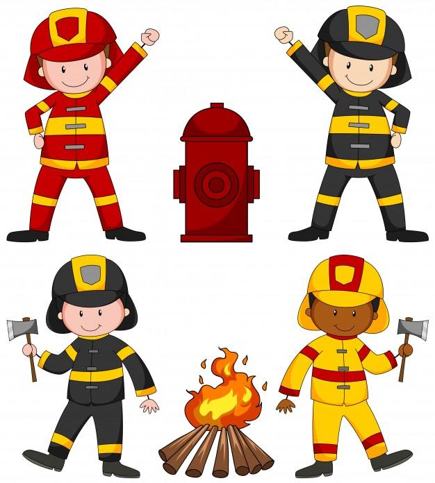 626x696 Fireman Vectors, Photos And Psd Files Free Download