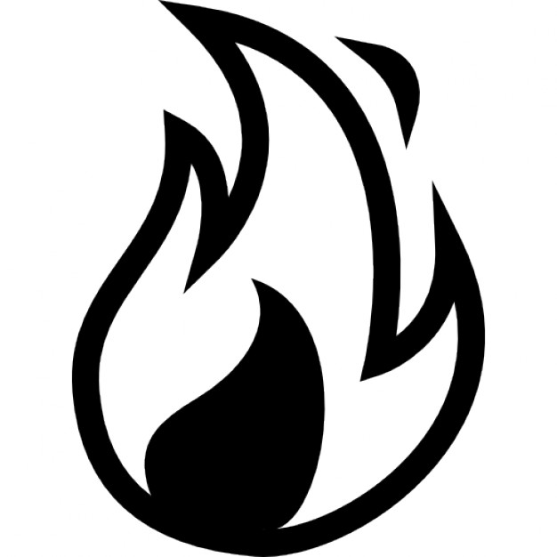 626x626 Fire Flame Icons Free Download