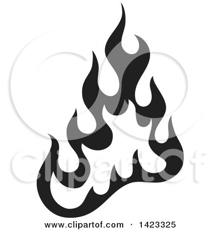 450x470 Royalty Free (Rf) Fire Design Element Clipart, Illustrations