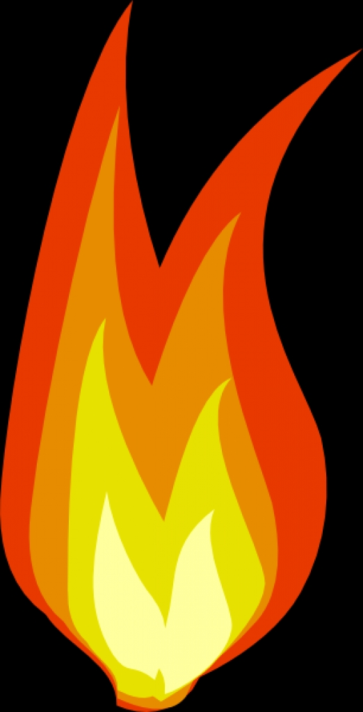 522x1024 Fire Flames Png Clipart Best50 Png Clip Art Fire Great Selection