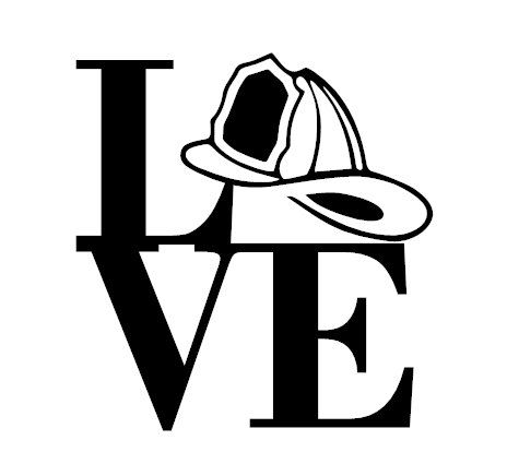 464x425 Firefighter Black White Firefighter Fireman Clip Art Black