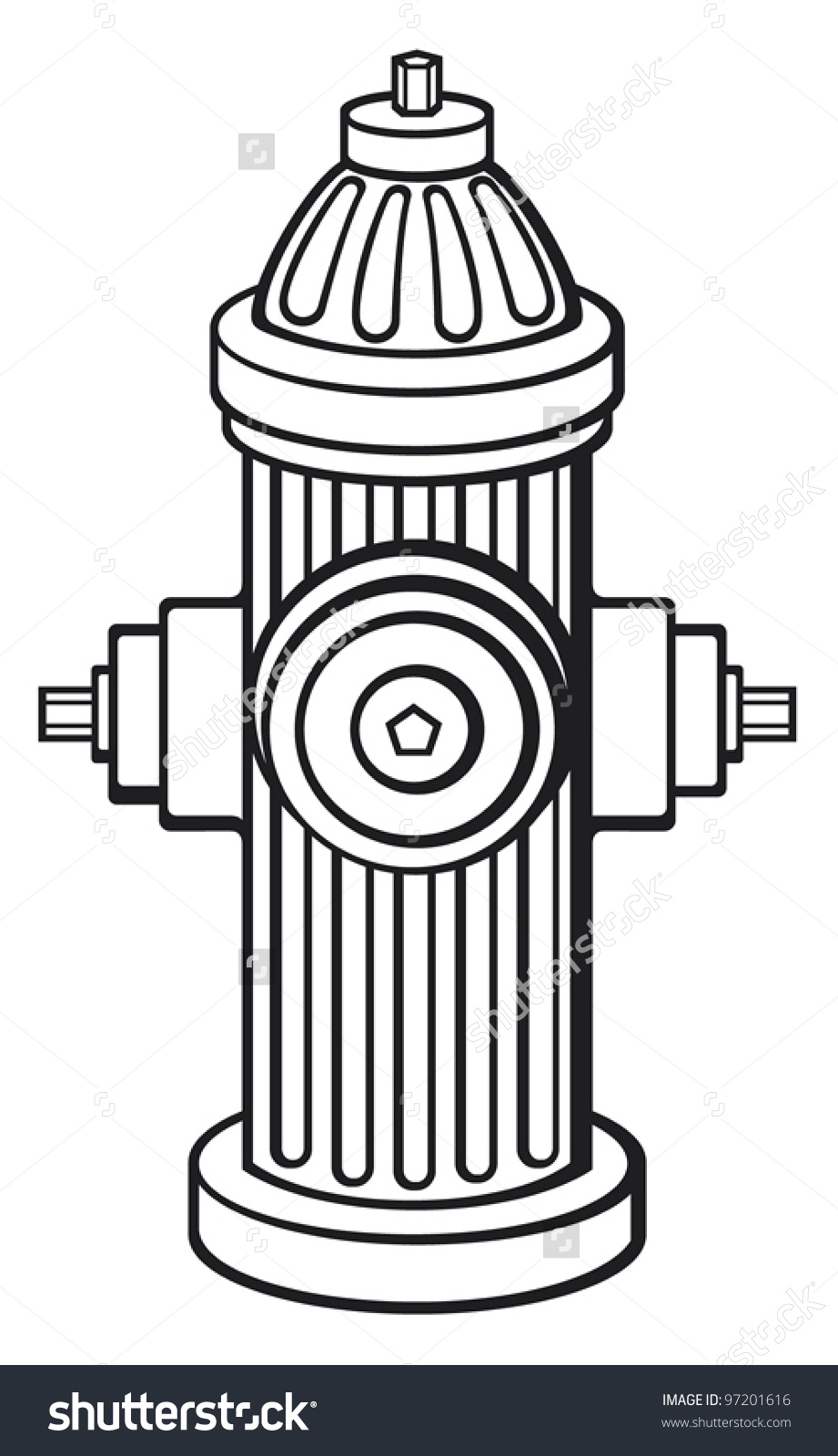 921x1600 Fire Hydrant Clipart 101 Clip Art