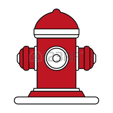 450x450 Fire Hydrant Use Icon Vector Illustration Desing Graphic Flat