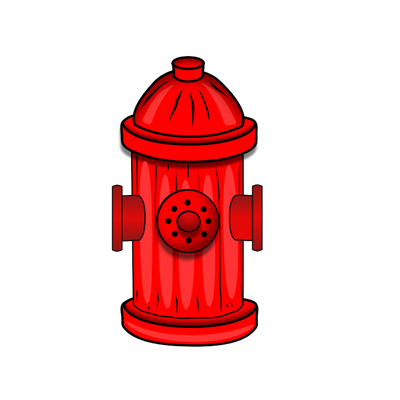 400x400 Graphics For Fire Hydrant Clip Art Graphics