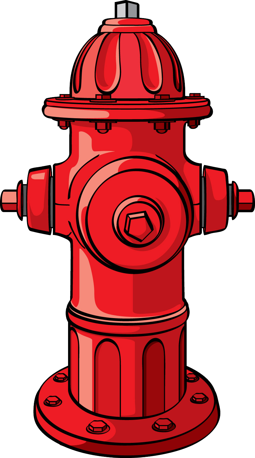 858x1542 Hydrant Png