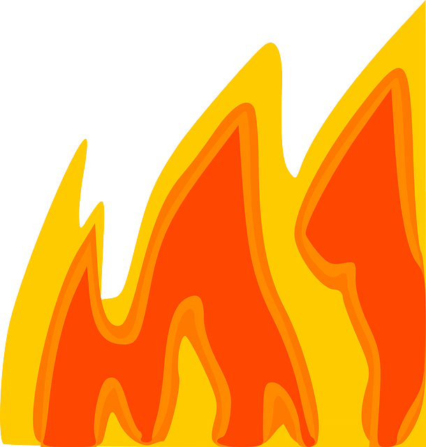 610x640 Fire Cartoon Image Fire Flame Cartoon Free Clipart Images 4