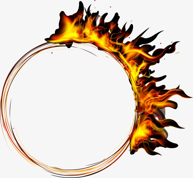 650x600 Ring Of Fire, Flame, Flames, Fire Png And Vector For Free Download