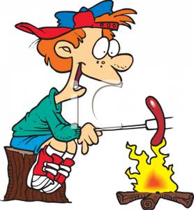 278x300 Clip Art Fire Pit Cooking Cliparts