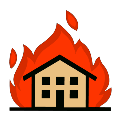 420x420 Png House On Fire Transparent House On Fire.png Images. Pluspng