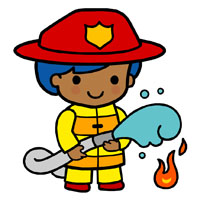 197x200 Fire Safety Clip Art Many Interesting Cliparts