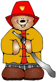 218x320 Fire Safety Clipart