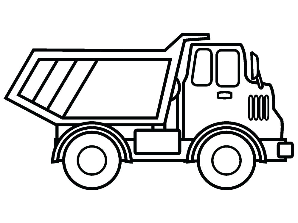 1000x750 Fire Trucks Coloring Pages