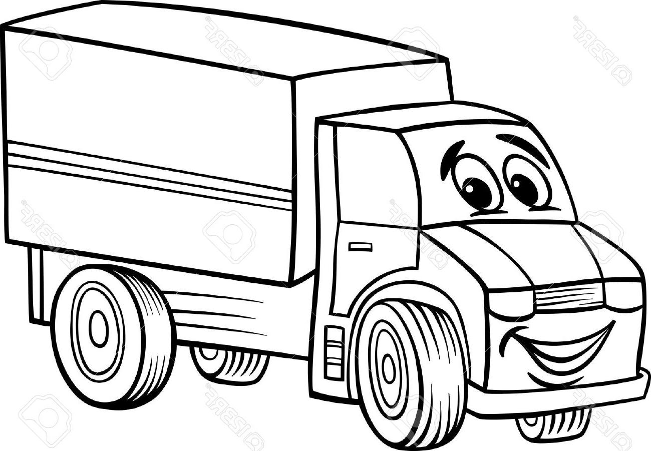 1300x901 Cartoon Fire Truck