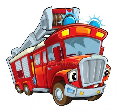 450x430 Cartoon Firetruck Stock Photos, Royalty Free Cartoon Firetruck