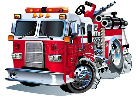 450x324 Fire Truck Royalty Free Cliparts, Vectors, And Stock Illustration