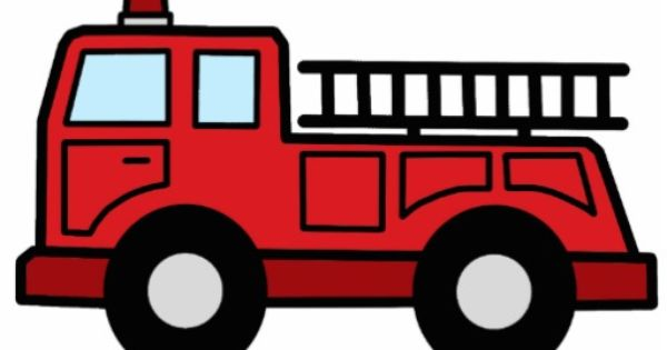 600x315 Fire Truck Clipart Emergency Vehicle