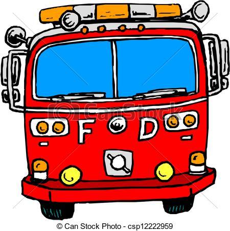 450x451 Fire Truck Clipart Clipart Panda