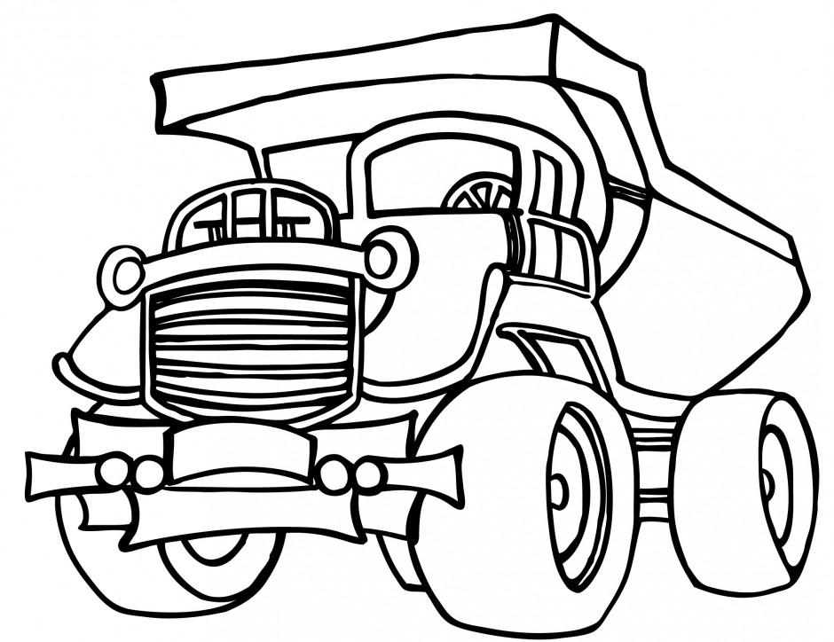 940x724 Fire Truck Clip Art