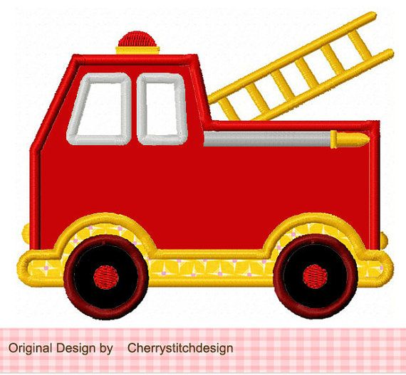 570x527 315 Best Fire Truck Images Firefighters, Creative