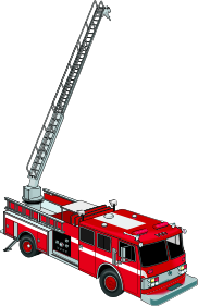 182x281 Fire Department Clip Art To Download