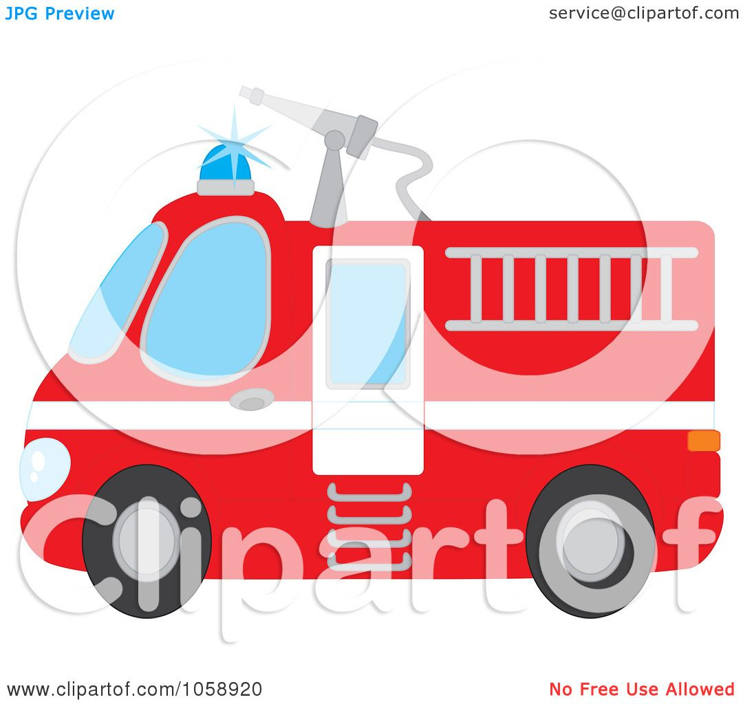 1080x1024 Fire Engine Clipart Home Diagram Software Fuse Panel Diagram