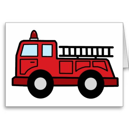 512x512 Fire Truck Clipart Emergency Vehicle