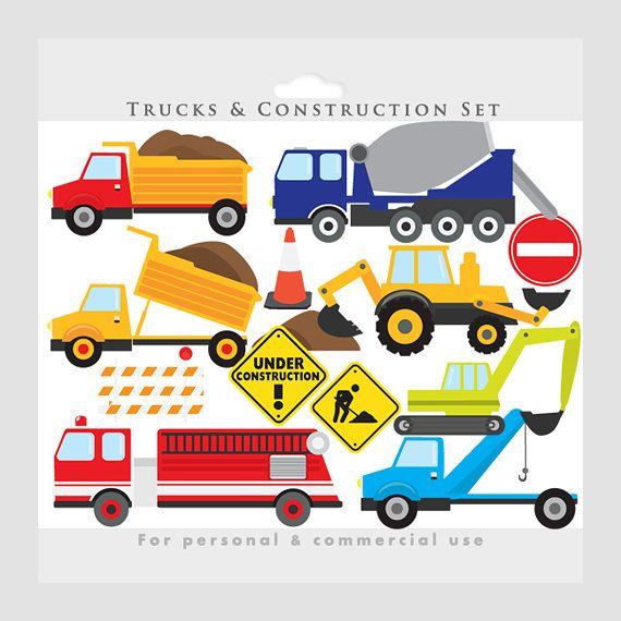 570x570 High Res Construction Clipart