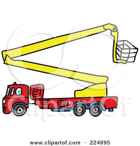450x470 Crane Boom Truck Clip Art Cliparts