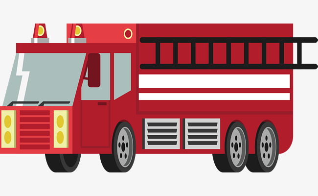 650x400 Fire Truck Png Images Vectors And Psd Files Free Download