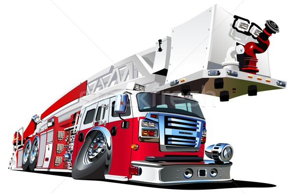 600x395 Fire Truck Stock Vectors, Illustrations And Cliparts Stockfresh