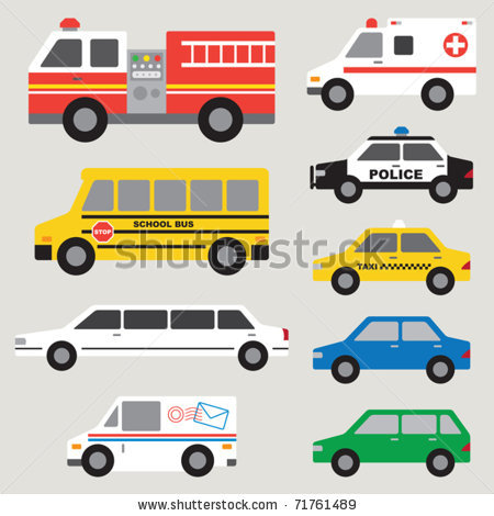 450x470 Stock Vector Vector Illustration Of Different Types Of Automobiles