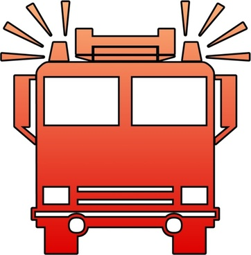 362x368 Fire Truck Vector Art Free Vector Download (213,864 Free Vector