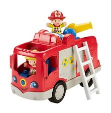 221x225 Fisher Price Fire Truck Ebay
