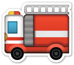 240x210 Image Result For Firetruck Emoji Cookie Love Fire