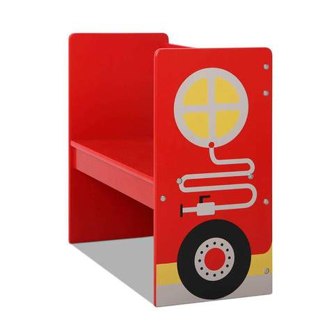 480x480 Buy Kids Fire Truck Table Amp Chair Set Online In Australia