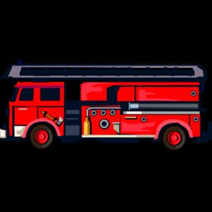 300x300 Fire Truck Png Clipart