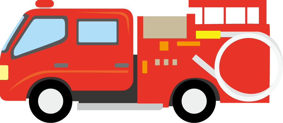 939x408 Fire Truck Clipart Free Images 6