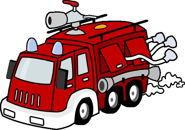600x422 Firetruck Clip Art