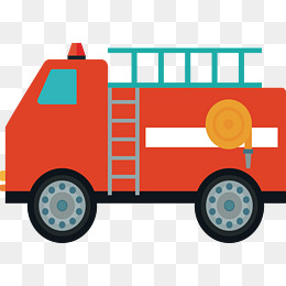 260x260 Lego Mini Toy Fire Truck, Lego Robot, Toy, Fire Png Image For Free