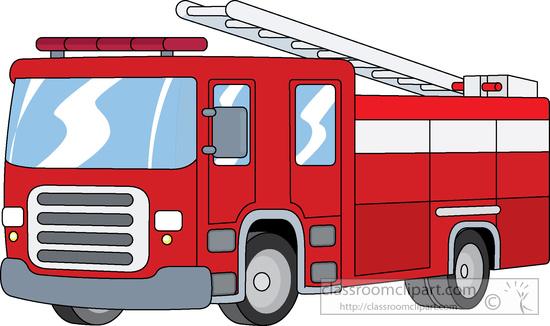 550x326 Office Clipart Fire Truck 2