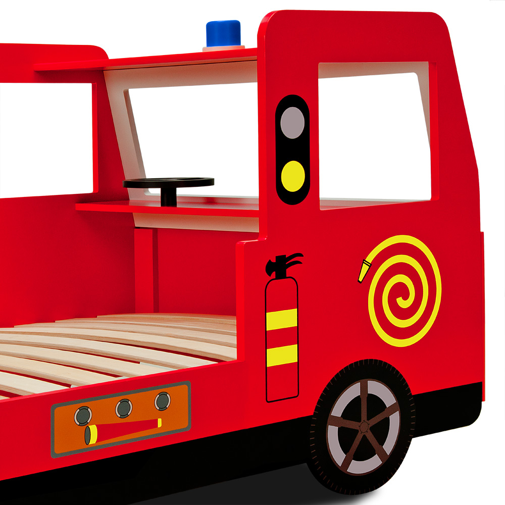 1000x1000 Fire Truck Picture Frame Images