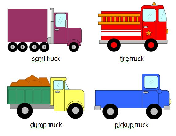572x444 Truck Patterns