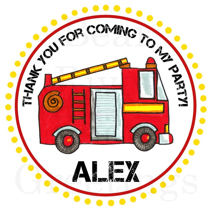 736x736 45 Best Firetruck Birthday Themes Images Birthdays