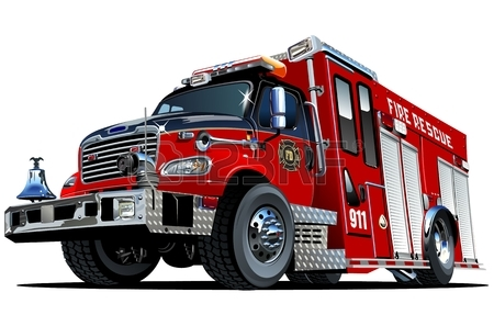 450x297 1,197 Firetruck Stock Vector Illustration And Royalty Free